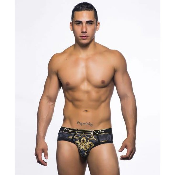 Andrew Christian MASSIVE Icon Brief