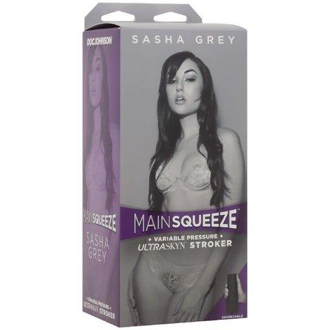 Main Squeeze Sasha Grey Pussy Stamina Trainer