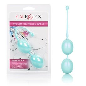 CalExotic Weighted Kegel Balls - Teal