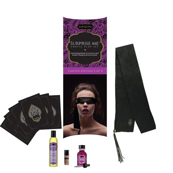Kama Sutra Surprise Me Love Kit