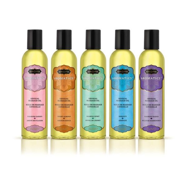 Kama Sutra Aromatics Massage Oil 2oz