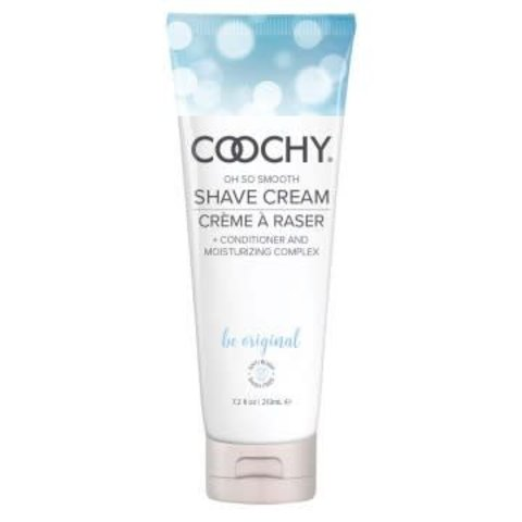 Coochy Shave Cream - Be Original - 7.2 oz