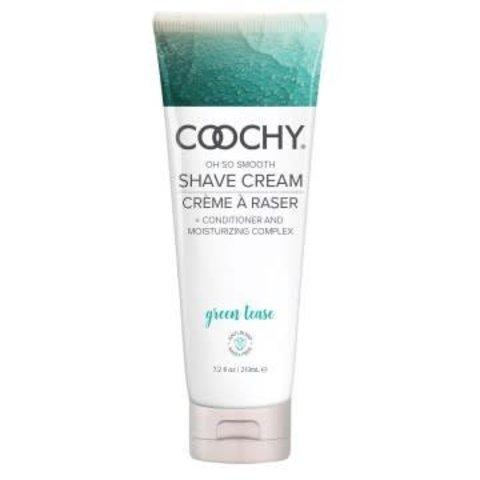 Coochy Shave Cream - Green Tease - 7.2 oz