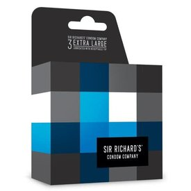 Sir Richards Sir Richards X-Large 3-Pack
