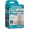 Vac U Lock Frosted Suction Cup Plug