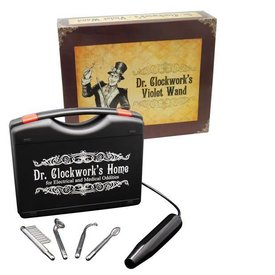 Dr Clockwork Dr. Clockwork's Violet Wand Kit