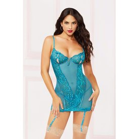 Seven 'til Midnight Beautiful Bow Chemise