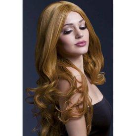 Fever/Smiffys Rhianne Wig - Auburn