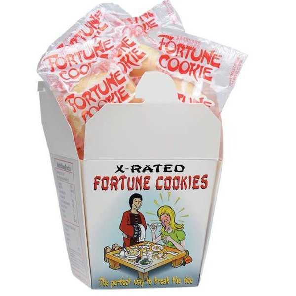 Pipedream X Rated Fortune Cookies