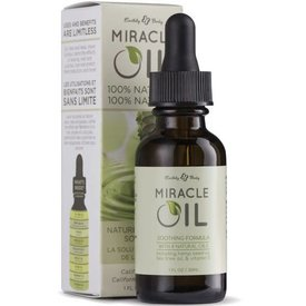 Earthly Body Hemp Miracle Oil - 1oz
