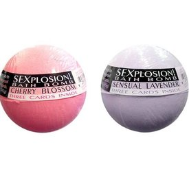 Kheper Games Sexplosion Bath Bomb - Single