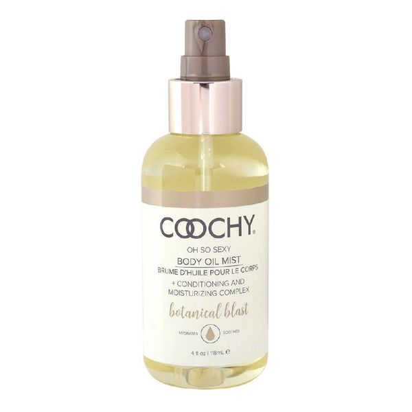 Coochy Body Oil Mist Botanical Blend 4 oz