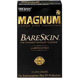 Trojan Trojan Magnum Bareskin Condom 10-pack
