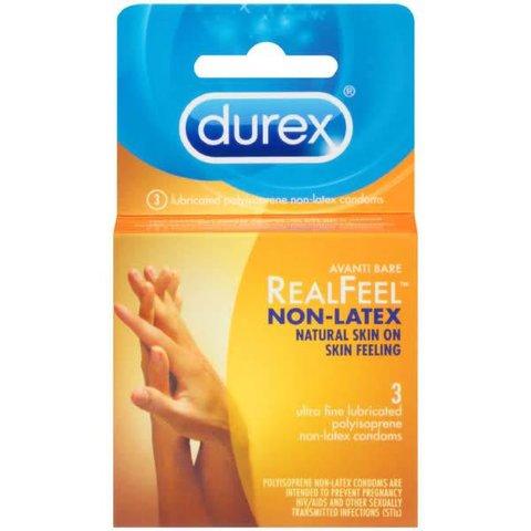 Avanti Real Feel Condom 3 pack