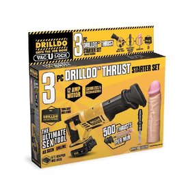Rabbit Company DrillDo Thrust 3-Piece Starter Kit