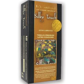 L.A. Confidential Condom Silky Touch 12pk