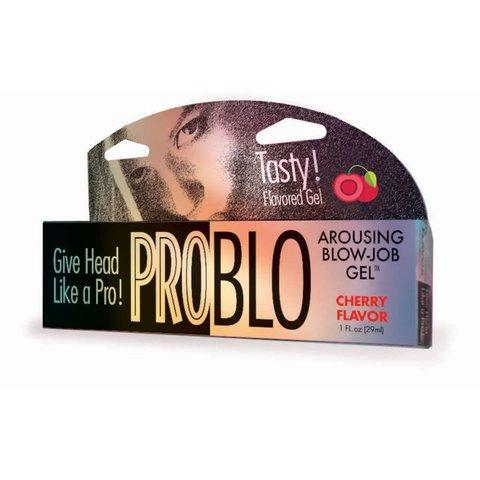 ProBlo Cherry Oral Pleasure Gel 1.5oz