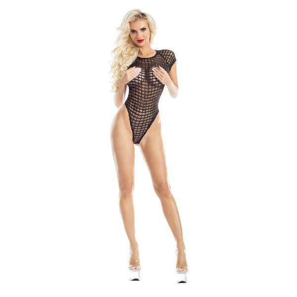 Ravewear Courtney Checkered Teddy