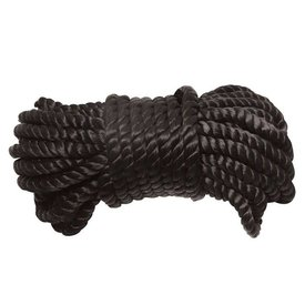 Sportsheets Manbound Rodeo Rope Black 30 Feet