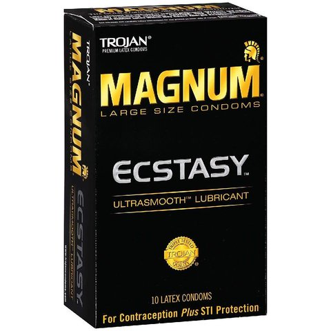 Magnum Ecstasy Condom 10-pack