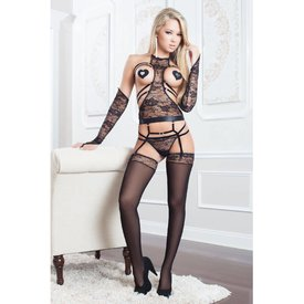 G World  Intimates Femme Fatale and Stockings