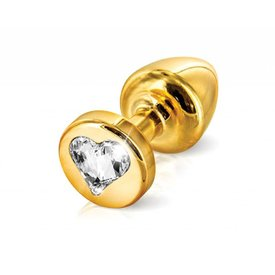 Diogol Anni R Heart T1 Cristal - 25mm Gold