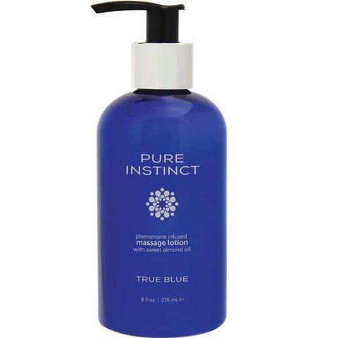 Pure Instinct Pheromone Massage & Body Lotion - 8 oz