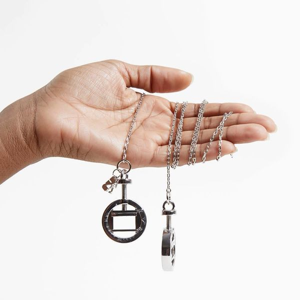 Unbound Amelia Nipple Clamps Necklace