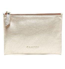 Campos Handbags Campos Leather Clutch