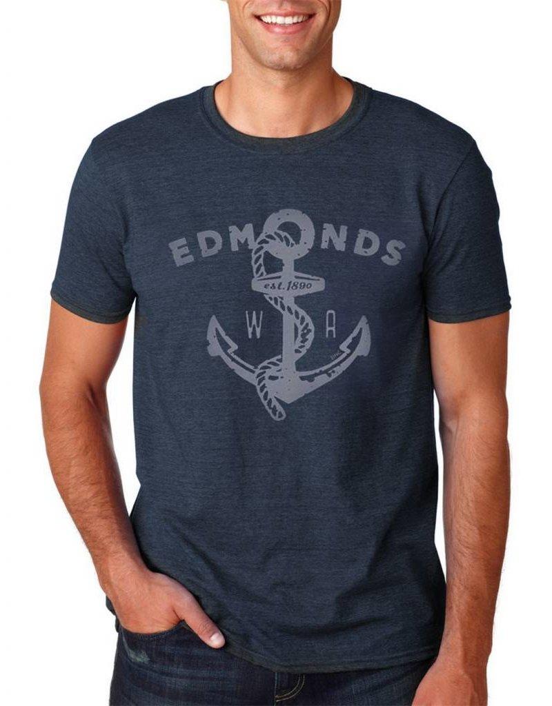 South By Sea Edmonds Anchor T-Shirt