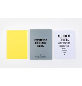 Pessimistic Greeting Cards - An Antidote to Over-Optimism