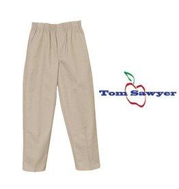 Elder Khaki Pull-on Pants #1267JV