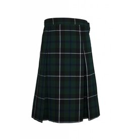 Rifle Columbia Plaid Skirt #134