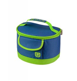 Zuca Blue & Green Lunchbox