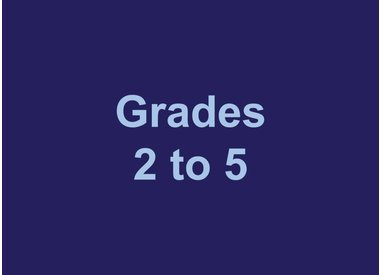 Grades 2 to 5