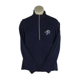 Embroidered U17 Navy Blue 1/4 Zip Fleece