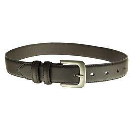 EE Dee Trim Brown Leather Belt #FBE166