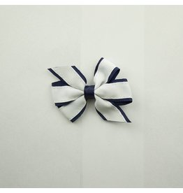 EE Dee Trim Navy Blue Mini Bow #FBE1M