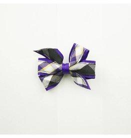 EE Dee Trim Plymouth Plaid #2M Mini Bow #FBE1M