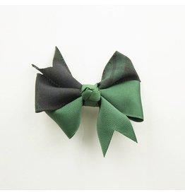 EE Dee Trim Blackwatch Plaid #79 Ribbon Bow #FBE197