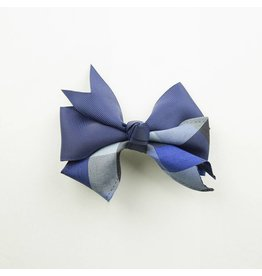 EE Dee Trim Hastings Plaid Ribbon Bow #FBE197