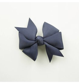 EE Dee Trim Navy Blue Ribbon Bow #FBE197