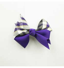 EE Dee Trim Plymouth Plaid #2M Ribbon Bow #FBE197