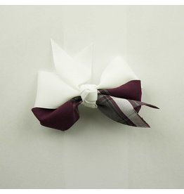 EE Dee Trim Rodrick Plaid #54 Ribbon Bow #FBE197