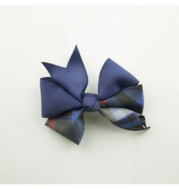 EE Dee Trim Windsor Plaid #31 Ribbon Bow #FBE197