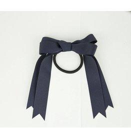 EE Dee Trim Navy Blue Loop Bow #FBE78M