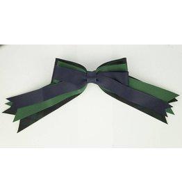 EE Dee Trim Blackwatch Plaid #79 Triple Layer Bow #FBE189