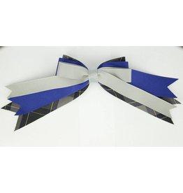 EE Dee Trim Daulton Plaid #87 Triple Layer Bow #FBE189