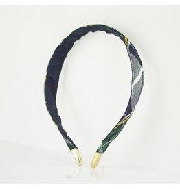 EE Dee Trim Christopher Plaid #1B Headband #FBE8