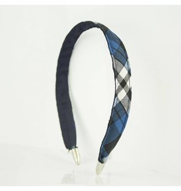 EE Dee Trim Rampart Plaid #29 Headband #FBE8